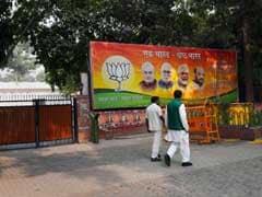 With Elections A Few Months Away, BJP Revamps West Bengal Unit