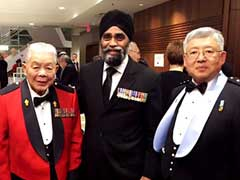 3 Sikh Men Sworn in as Cabinet Ministers in Canada