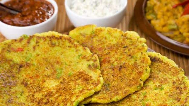 Cheelas Made From Moong Dal And Peas Stuffed With Paneer A Yummy Option For Your Breakfast Or Brunch