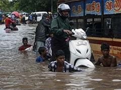 After Friday's Flooding, Chennai Braces For More Rainfall