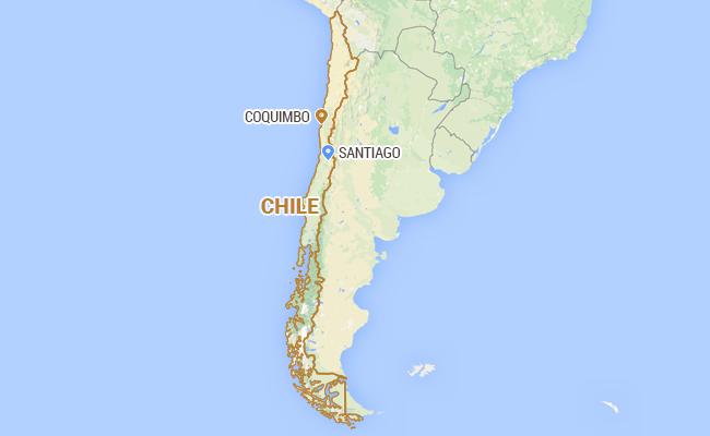 Magnitude 6.2 Earthquake Hits Off Chile Coast, No Damage Reported