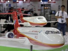 China's First Commercial Regional Aircraft ARJ21 Delivered