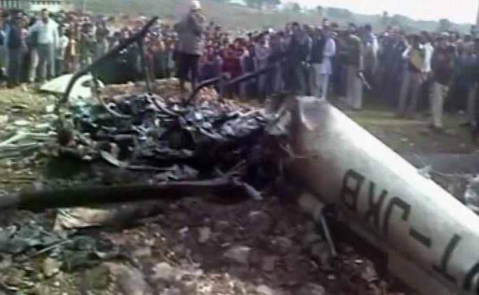 Bird Hit Caused Katra Chopper Crash That Killed Vaishno