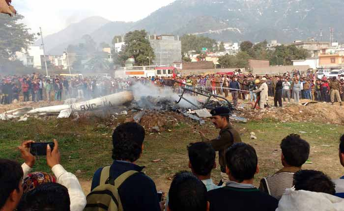 Bird Hit Caused Katra Chopper Crash That Killed Vaishno Devi Pilgrims