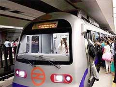 Number Of 6-Coach Trains Rise On Delhi Metro's Violet Line