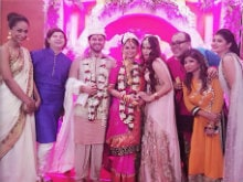 Dimpy Ganguly is Married. Inside Pics From Her Wedding, Bachelorette Party