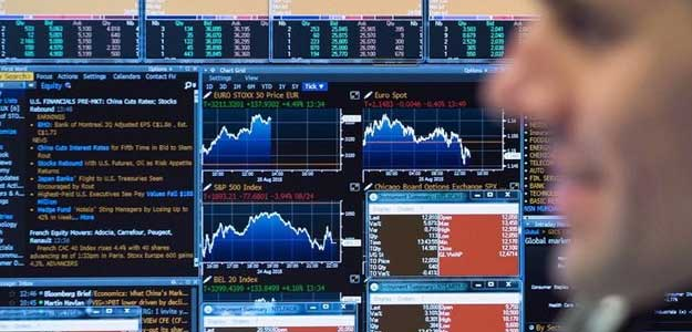 European Shares Fall Sharply as Worries Over China Intensify
