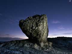 Giant Flying Boulders: Another Danger Of Climate Change?