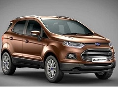 Ford to Partially Shift EcoSport's Production Out of India