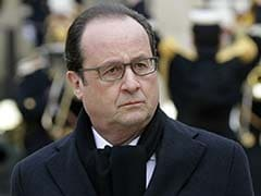 French President Francois Hollande Uses Pardon For Woman Who Killed Violent Husband