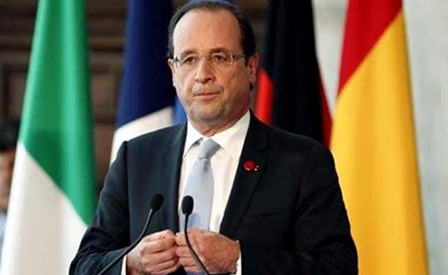 Francois Hollande Says Terror Threat Remains At Highest Level