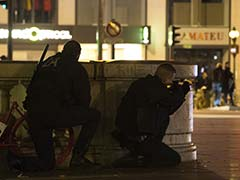 Rocket Launcher Found As Police Carry Out 150 Raids Across France