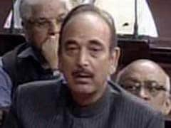Constitution Day BJP's Attempt to Rewrite History: Ghulam Nabi Azad