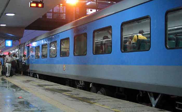 Major Changes On Train-Routes Passing Kanpur Till February 29