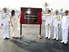 Navy Chief Commissions INS Vishwakarma