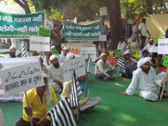 Jamiat Ulema-e-Hind Holds Protest Across 75 Cities Against ISIS