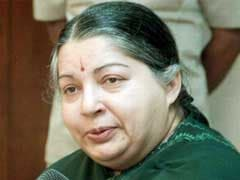 J Jayalalithaa Thanks Akhilesh Yadav For Contributing For Flood Relief Operations