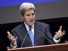 Russia Must Stop Bombing Women, Children In Syria: John Kerry
