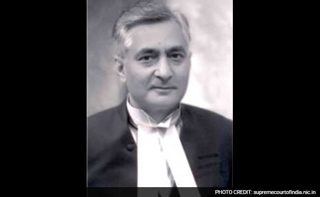 Justice TS Thakur to be Next Chief Justice of India