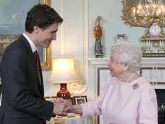 Queen Elizabeth II Thanks Canadian PM for Making Her 'Feel Old'