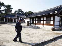 In South Korea, a Town of Kims and An Unusual Shared History