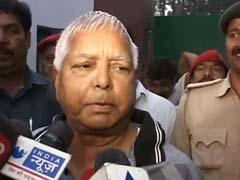 बिहार चुनाव परिणाम : 'गुड मॉर्निंग, हम जीत रहे हैं'- लालू ने कहा