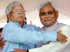 With His Close Ally Back In Jail, Lalu Dials Nitish Kumar To Make Peace