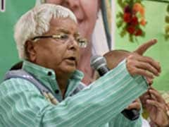 Lalu Yadav Appeals For 'Crime-Free' Bihar After 3 Engineers Are Murdered