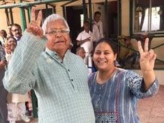 Lalu Yadav, Never Camera-Shy, Back In The Spotlight