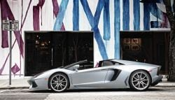 $100,000 Award for Help With Recovery of Stolen Lamborghini Aventador