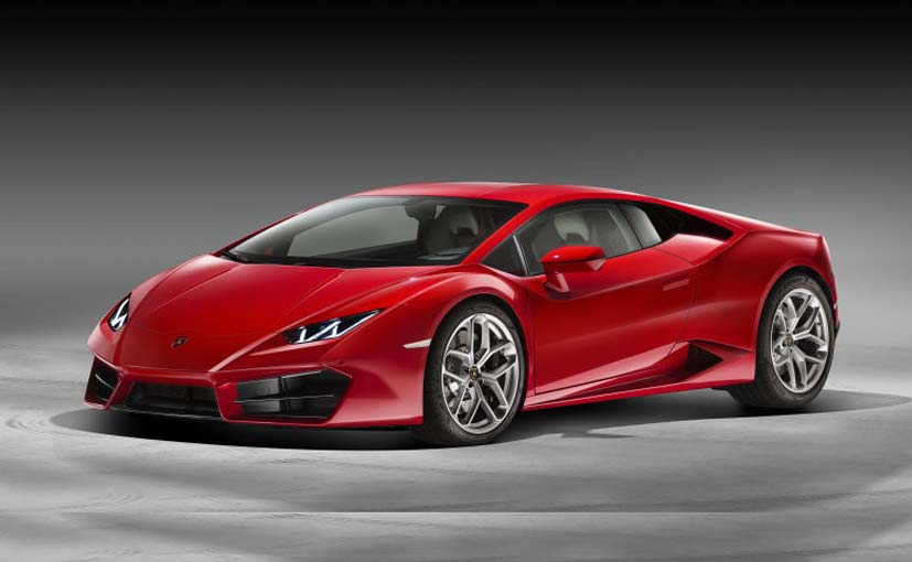 lamborghini huracan lp580 2 launched in india priced at rs crore. Black Bedroom Furniture Sets. Home Design Ideas