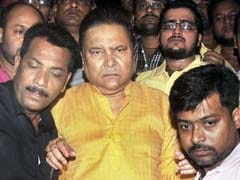 Saradha Scam: Judicial Custody Of Madan Mitra Extended Till March 9