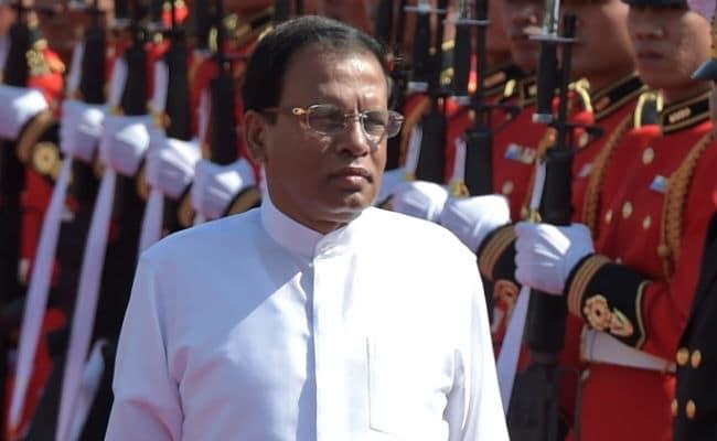 Sri Lanka President Pledges Land For 100,000 War Victims