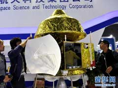 China Unveils its Mars Satellite, 2 Years After India's Launch