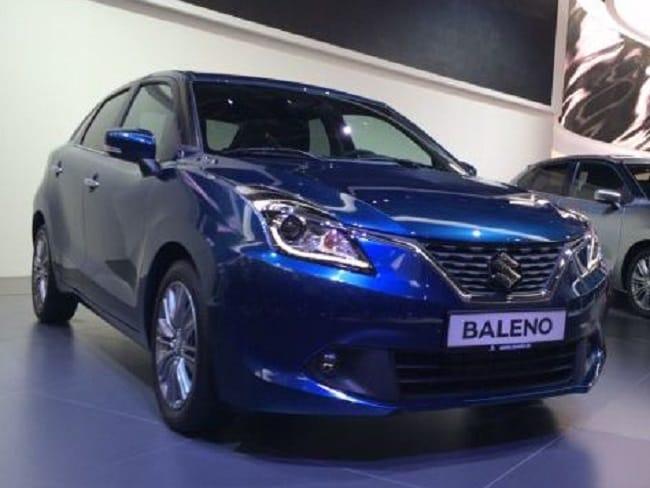 Maruti Suzuki Baleno Gets a New 1.4-Litre Petrol Engine