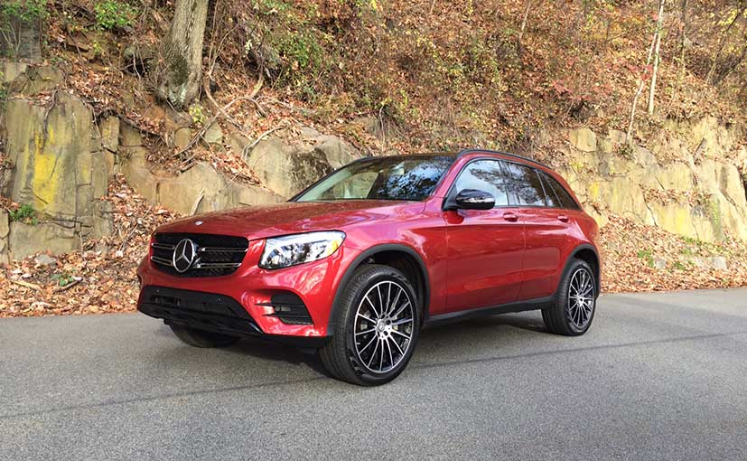 Mercedes benz glc compact suv imported into india for for Mercedes benz suv india
