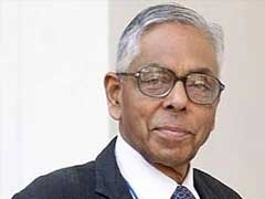 Slipper Thrown at Former National Security Adviser MK Narayanan in Chennai