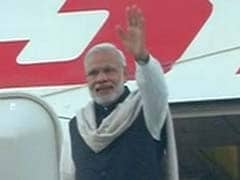 PM Modi Heads to UK For Big Business Push, Will Lunch With Queen