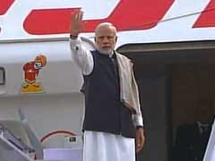 PM Modi Reaffirms Commitment to Environment, Leaves For Paris Climate Summit