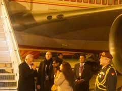 PM Modi Arrives in Paris for UN Climate Change Summit