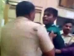 'Fighting' Mumbai Couple Thrashed In Police Station, Video Goes Viral