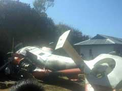 Chopper Crashes in Nagaland, 5 Injured