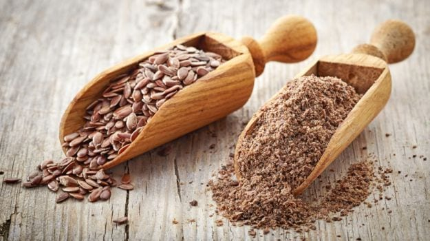 Make smoothies of flaxseeds