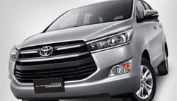 2016 Toyota Innova to Be Called Innova Crysta in India