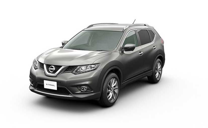 New Nissan X Trail Set For Launch At 2016 Delhi Auto Expo