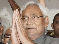Stage Set For Nitish Kumar's Big Swearing-In Today