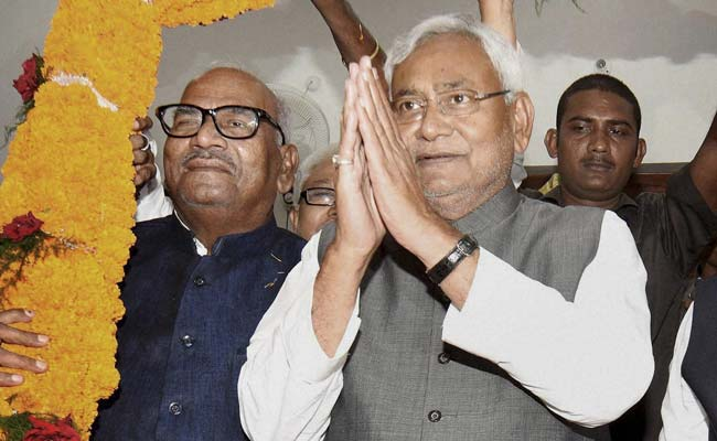 Why Nitish Kumar's Party Wants To Dump The Arrow For A New Symbol
