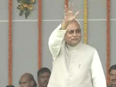Message at Nitish Kumar's Oath-Taking Ceremony Was Confusing: BJP