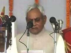 Nitish Kumar Sworn In as Bihar Chief Minister, Tejaswi Yadav to be His Deputy