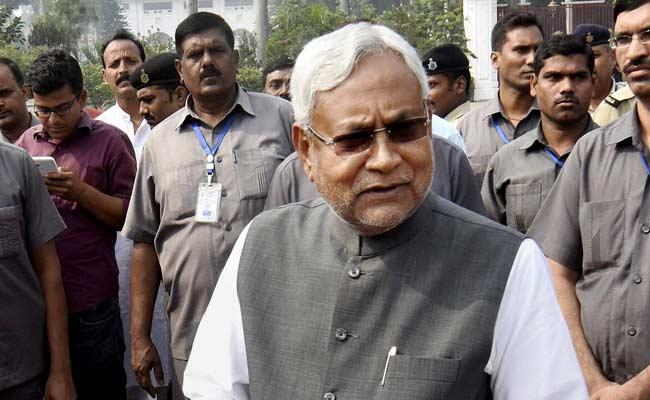 BJP Using Ayodhya to Score in Uttar Pradesh Polls, Says Nitish Kumar